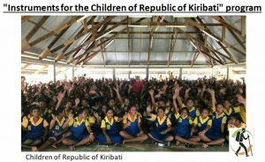 Bo in Photo - Children of Kiribati